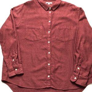 Madewell Tops - Madewell Flannel Sunday Shirt